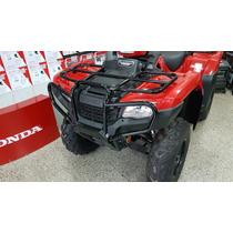 Jm-motors Cuatriciclo Honda Trx 500 Foreman Iny. Linea Nueva