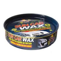 Cera Cristalizadora De Pintura Sun Car Wax 100g