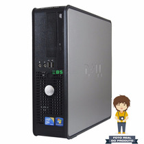 Computador Dell Optiplex 780 Sff Core 2 Duo 3.0ghz, 4g, 250g
