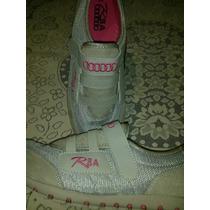 Zapatos R8a De Dama Deportivo Talla 39