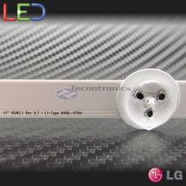 Barra Led Tv Lg 47 Polegadas 6916l 1176a L1 100% Testadas