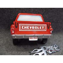 Chevrolet Pick Up Clasica Porta Llaves