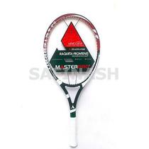 Raquetas Master Pro Edicion Limita Mexico
