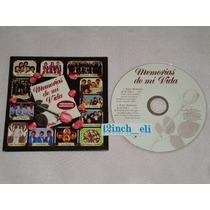 Memorias De Mi Vida 1 Y 2 Discos Rocio Single Promo Mx