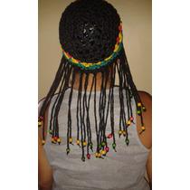 Gorro Rastafari Trenzas