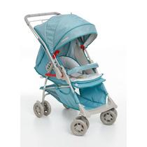 Carrinho De Bebê Maranello Reversível Verde Galzerano