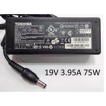 Cargador Toshiba 19v 3.95a 75w Serie Satellite Original