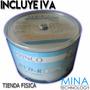 Dvd-r Slim Princo 24x 4.7gb De 120 Min Son 60 Piezas