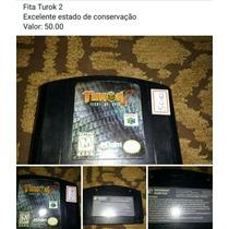 Fita Turok 2 Nintendo 64