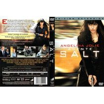 Dvd Agente Salt ( Salt ) - Phillip Noyce / Angelina Jolie