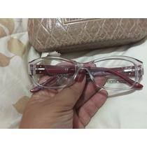 Armação De Óculos De Grau Victor Hugo