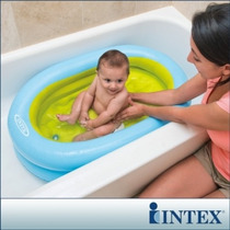 Bañito De Agua Para Bebé Con Bomba Para Inflarse