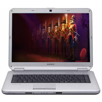 Laptop Sony Pentium Hdd 250gb Ram 2gb + Maletin