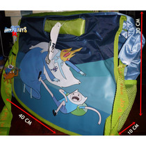 Mochila Hora De Aventura Original Cartoon Network