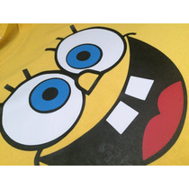 Playeras Elmo Bob Esponja 31 Minutos Come Galletas Cartoon