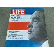 Revista Life En Ingles Bob Hope