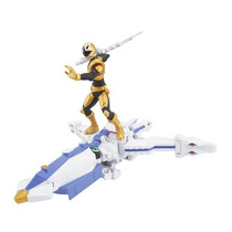 Power Ranger Samurai Octozord Vehicle - Megazord
