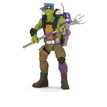 Tartarugas Ninja Filme Ii Luxo 28cm Donatello 2016 Multikids