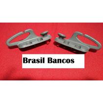 Kit De Acabamento Trava Banco Traseiro Hb20