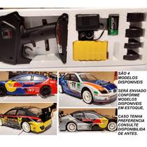 Carrinho Rc Controle R/c Tração 4x4 Drift Até 40km/h Toyspri