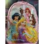 Disney Princesas Mochila Rapunzel Aurora La Bella Durmiente