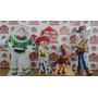 Kit Cenário Display Chão Toy Story 8 Peças