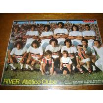 Poster River Do Piauí De 1975 Placar
