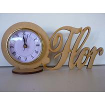 Souvenirs Reloj Nombre 15 Años, Cumples Infantil Para Pintar