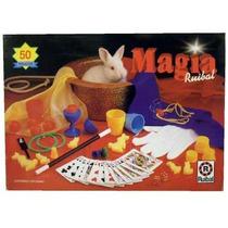 Juego De Magia X 50 Trucos De Ruibal