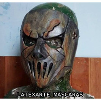 Máscara Slipknot Mick Thomson Vol. 5