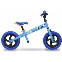 Bicicleta Camicleta Kidy Balance Con Frenos Rod 12 No Madera