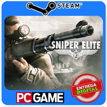 Sniper Elite V2 Steam Cd-key Global Envio Imediato