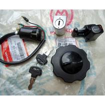 Kit Chave Ignição Cg125 Today Ml Turuna Nova Original Honda