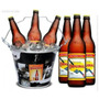 Balde Para Cerveja De Alumínio 5 Litros