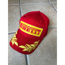 Gorra Pirelli F1 Podium 1st Estados Unidos