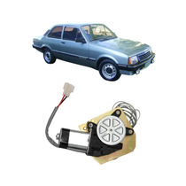 Maquina Vidro Eletrico Chevette C/ Quebra Vento C/ Motor Esq