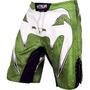 Short Combat Venum Amazonia 4.0 Green Talla M Y Xl