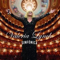 Cd+dvd Valeria Lynch Sinfonica Nuevo Lanzamiento 2015