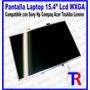 Pantalla Laptop 15.4 Lcd Sony Hp Compaq Acer Toshiba Dell