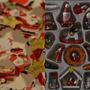 Combo 10 Broches. Navideños + Caja De Adornos - The Craft