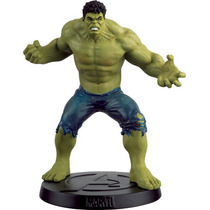Miniatura Marvel Movie Eaglemoss # Hulk Especial Nº 01 - Jrc