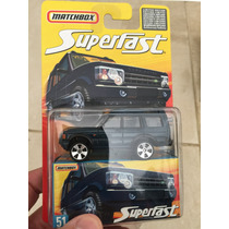 Match Box Superfast 2006 Land Rover Discovery