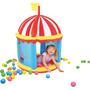 Carpa De Circo Inflable Infantil Con 100 Pelotas