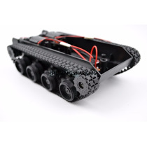 Frete Grátis - Chassi Esteira Tanque Robô Sn800 / Arduino