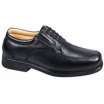 Zapato Extra Cómodo Bio Shoes Pie Diabetico Doble Ancho 6607