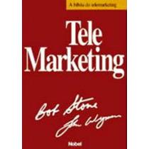 Livro Telemarketing - Editora Nobel + Brinde
