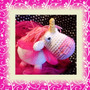 Amigurumi - Unicornio De Agnes (mi Villano Favorito)