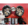 Kit Faros Auxiliar Antiniebla Vw Fox 2003/2009 Calicar