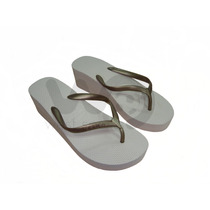 Ojotas Havaianas High 4 Colores