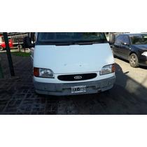 Ford Transit 190 M 1998 Con Equipo De Frio